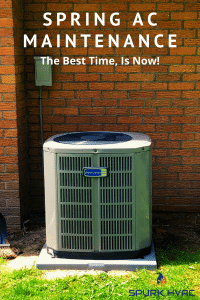 Spring AC maintenance by Spurk HVAC